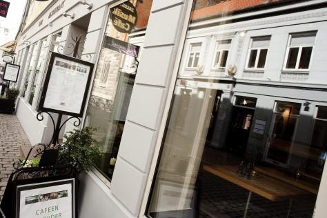 single rock cafe århus