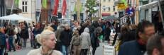 Markedsdag Jægergårdsgade 2012