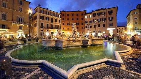 piazza navona, til www