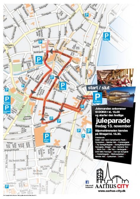 Juleparade-rute2015
