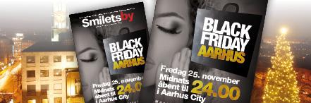 black friday aarhus